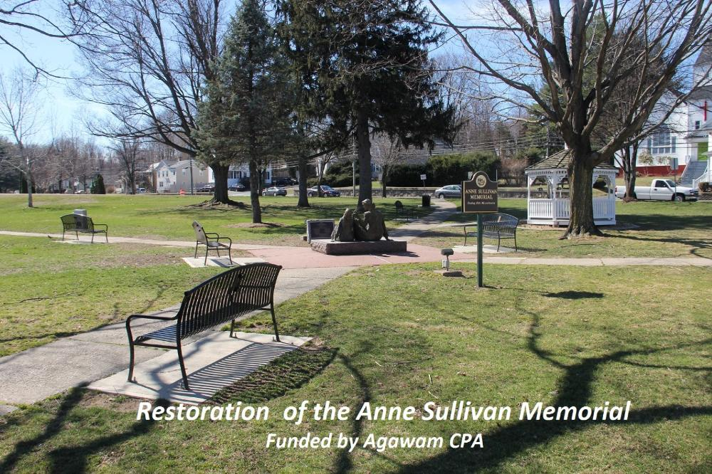 Restoration of the Anne Sullivan Memorial