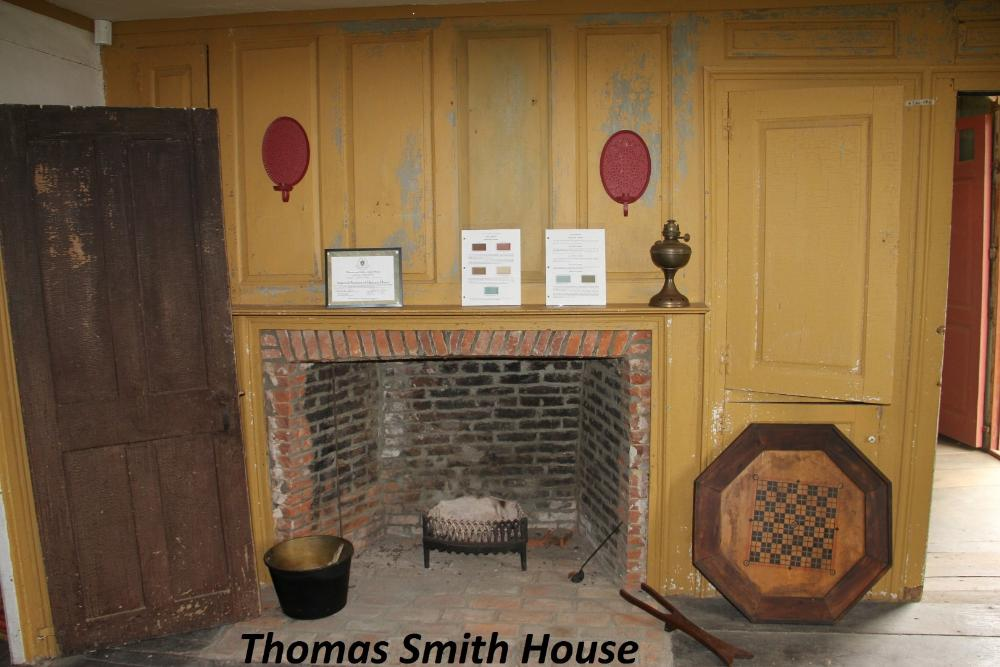 Thomas Smith House