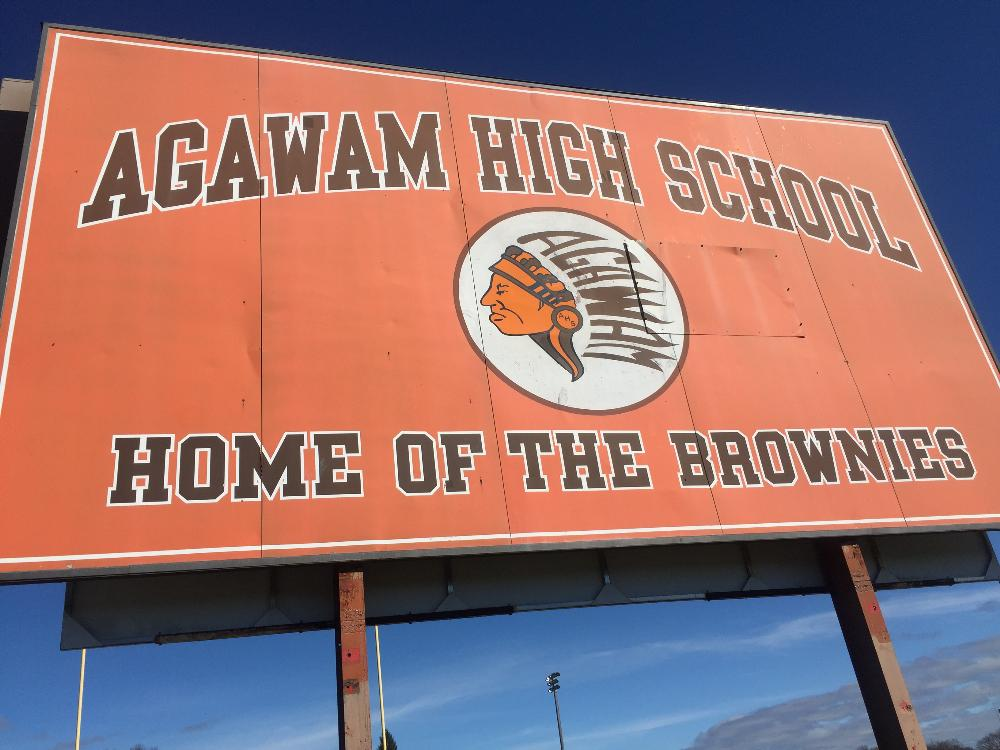 Agawam High School Home of the Brownies
