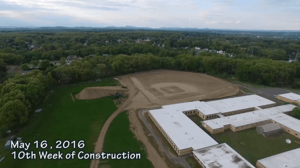 May 16, 2016 10th Week of Construction