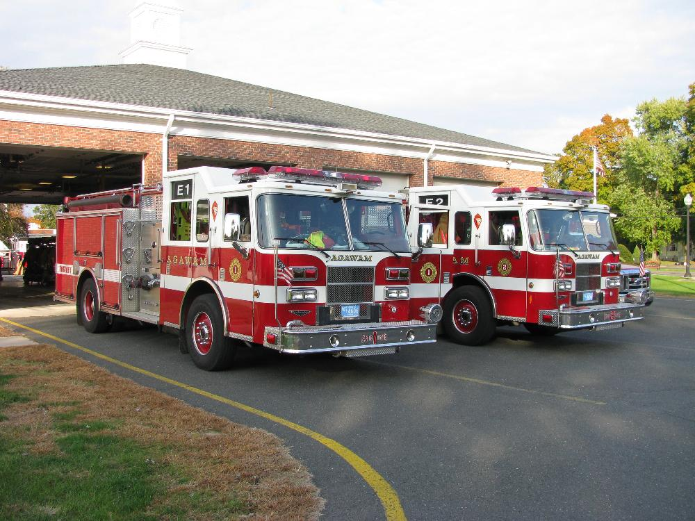 Engine 1 and Engine 2